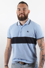 Load image into Gallery viewer, polo men big plus size inline underbear gray light blue navy