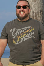 Load image into Gallery viewer, UnderBear Retro Black T-shirt