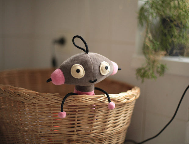 Amanita design Machinarium Berta Plush Toy