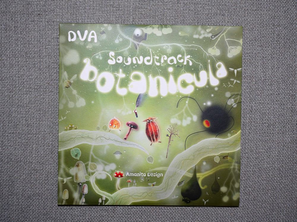 Botanicula Soundtrack by Dva on Vinyl