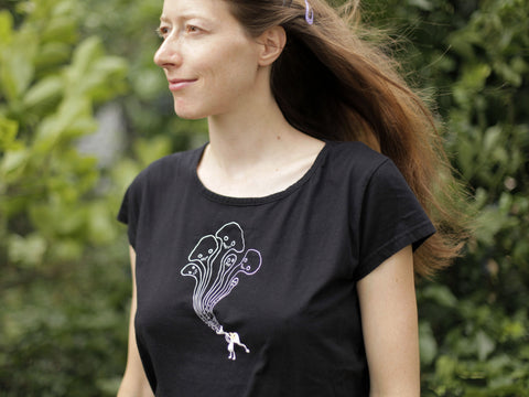Samorost 3 Gnome Ladies T-shirt