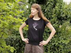 Samorost 3 Gnome Ladies T-shirt  ( 20% OFF SALE )