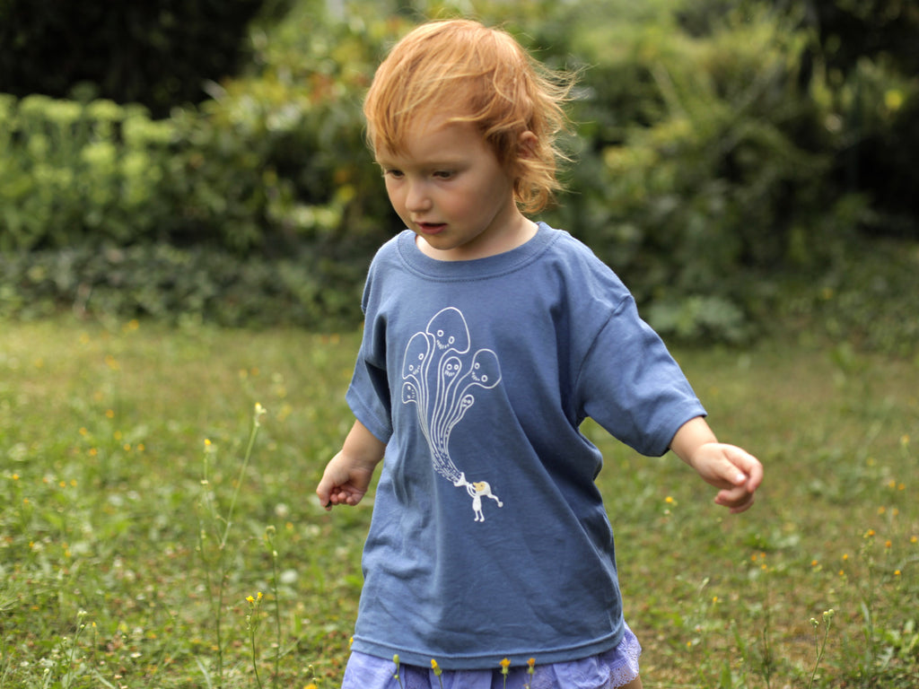 Samorost 3 Gnome Kids T-shirt