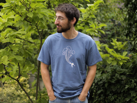 Samorost 3 Gnome T-shirt ( 20% OFF SALE )