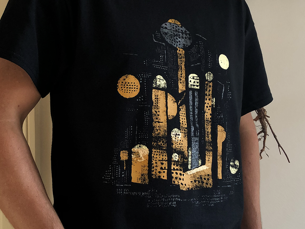 Machinarium 10th Anniversary T-Shirt