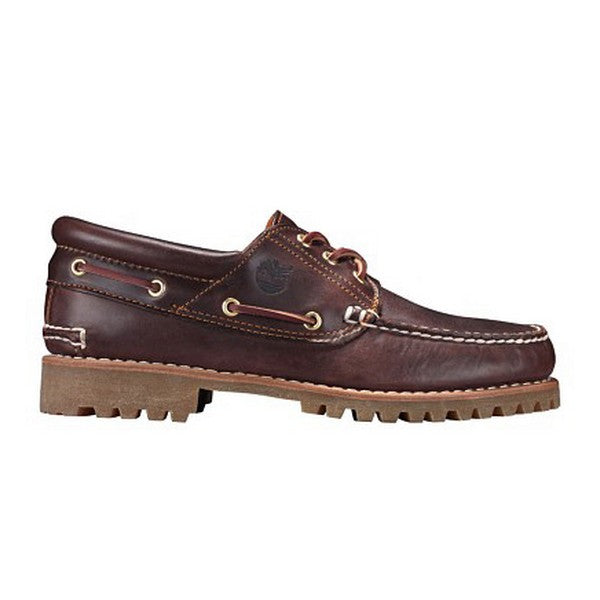 Men's Shoes Timberland TRAD HS 3 EYE LUG Brown