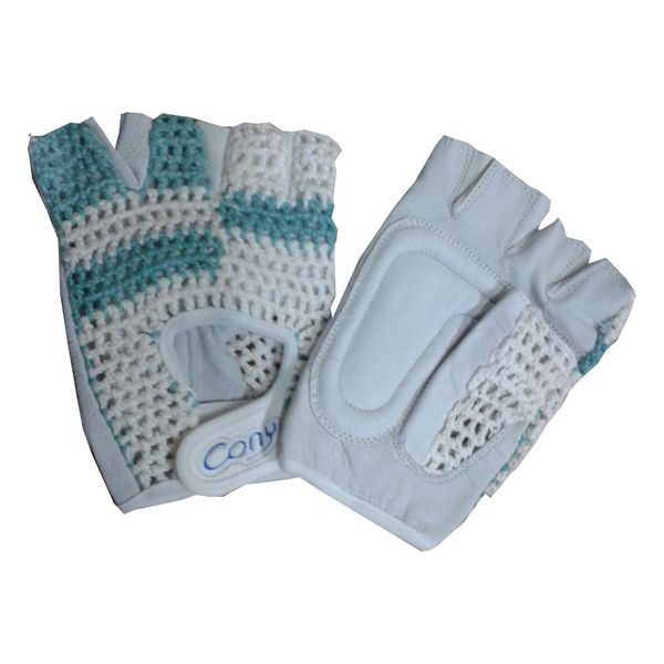 Weight Lifting Gloves Green