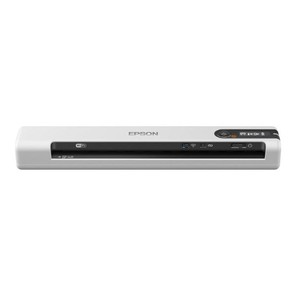 Portable Scanner Epson WorkForce DS-80W 600 dpi USB 2.0 White