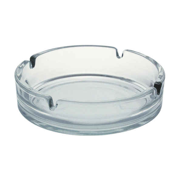 Ashtray Luminarc Apilable Transparent Glass (10,7 cm)