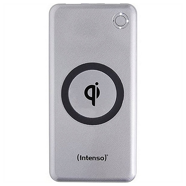 Wireless Power Bank INTENSO 7342531 10000 mAh Silver