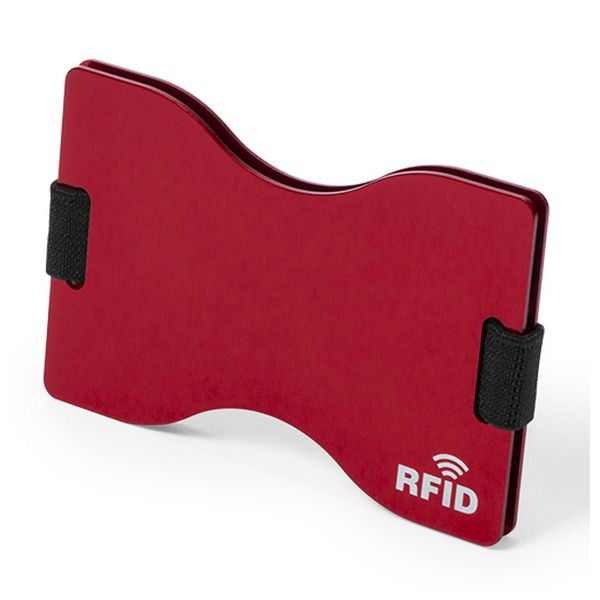 RFID Card Holder 145188 (8,9 x 5,8 x 0,7 cm)