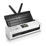 Duplex Colour Portable Wi-Fi Scanner Brother ADS-1700 7,5 ppm 1200 dpi White