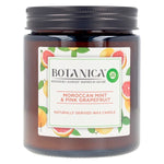 Scented Candle Botanica Air Wick Mint Grapefruit (205 g)