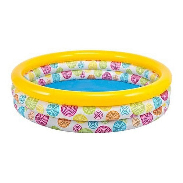 Children's pool Intex Rainbow (Ø 168 x 38 cm)