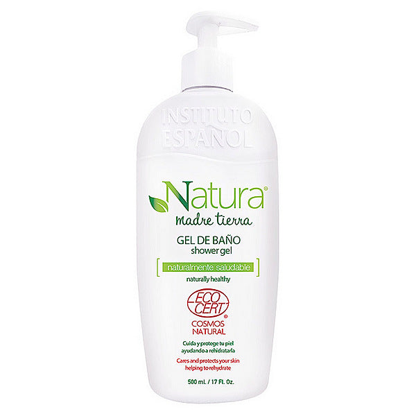 Gel de Banho Natura Madre Tierra Instituto Español (500 ml)