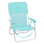 Beach Chair Juinsa Aluminium Aquamarine