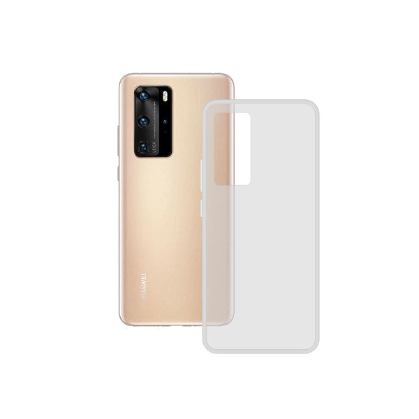 Mobile cover Contact Huawei P40 Pro 5G TPU Transparent