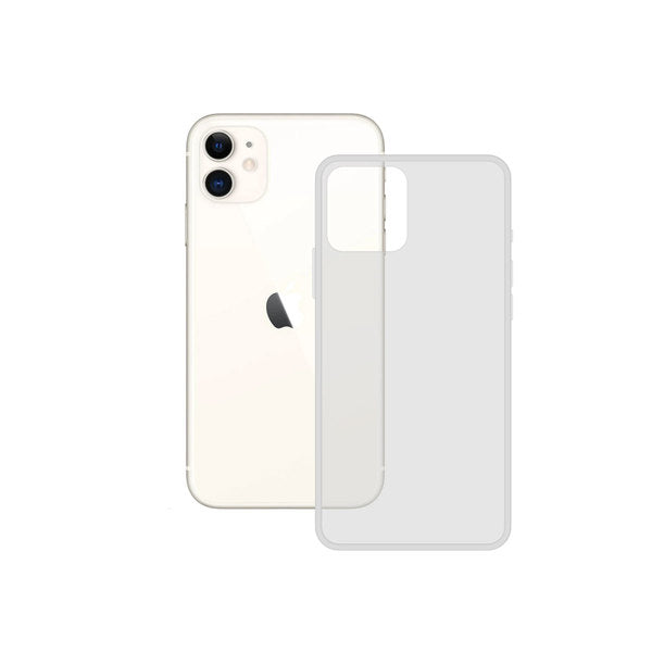Mobile cover Iphone 11 Contact TPU Transparent