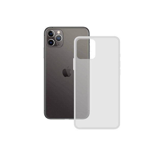 Mobile cover Iphone 11 Pro Contact TPU Transparent