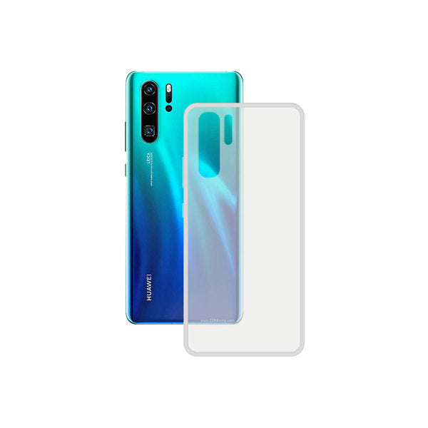 Mobile cover Contact Huawei P30 Pro TPU Transparent