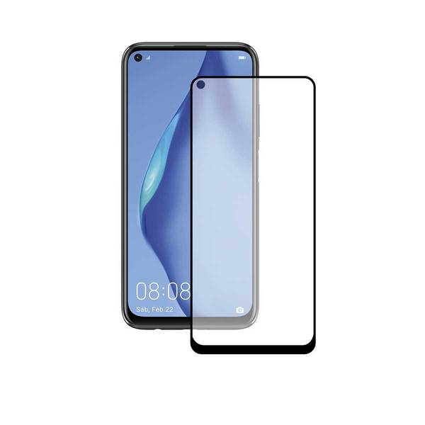 Tempered Glass Screen Protector KSIX Huawei Psmart 2021 Transparent