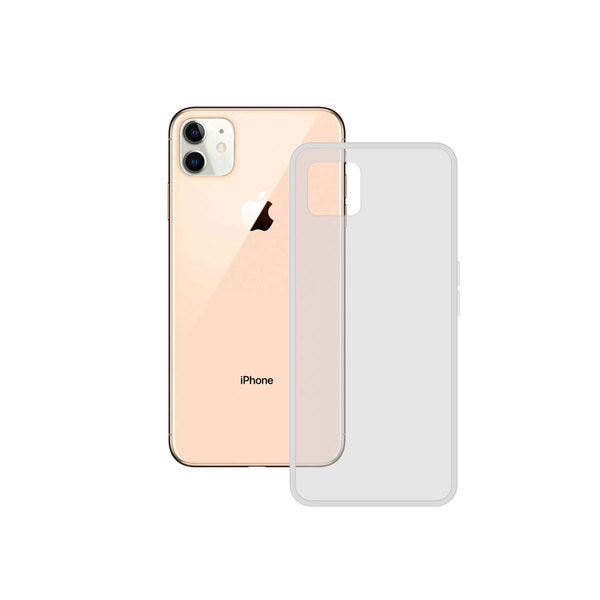 Mobile cover Iphone 12 Pro Max Contact TPU Transparent