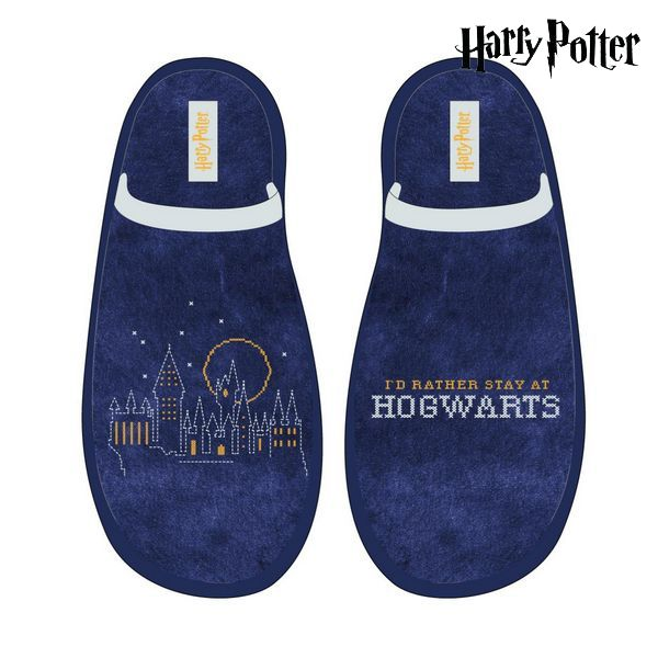 House Slippers Harry Potter 74158 Navy blue