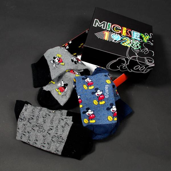 Socks Mickey Mouse (3 uds) (40-46)