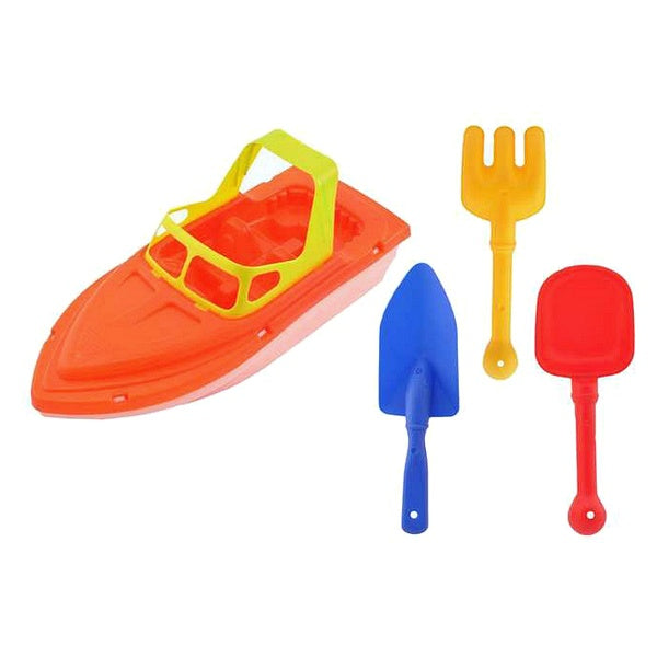 Beach toys set (4 pcs)
