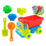 Beach toys set (6 pcs)