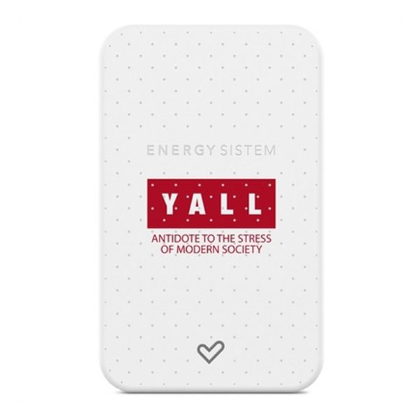 Power Bank Energy Sistem Yall Edition 5000 mAh White
