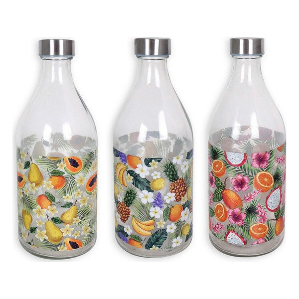 Bottle Glass Fruity 1L