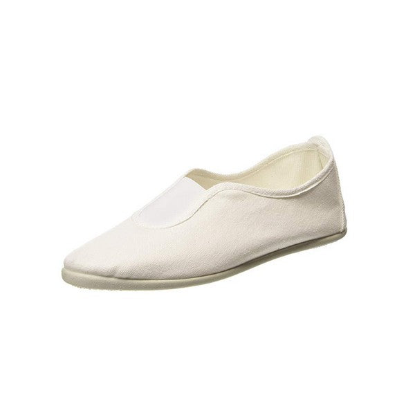 Gym Shoes for Children Sevilla White