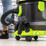 Bagless Vacuum Cleaner Cecotec Conga Wet&Dry 1400 W 15 L Green (Refurbished B)