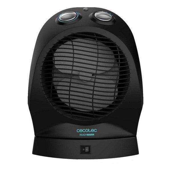 Portable Heater Cecotec Ready Warm 9750 Rotate Force 2400W Black (Refurbished A+)