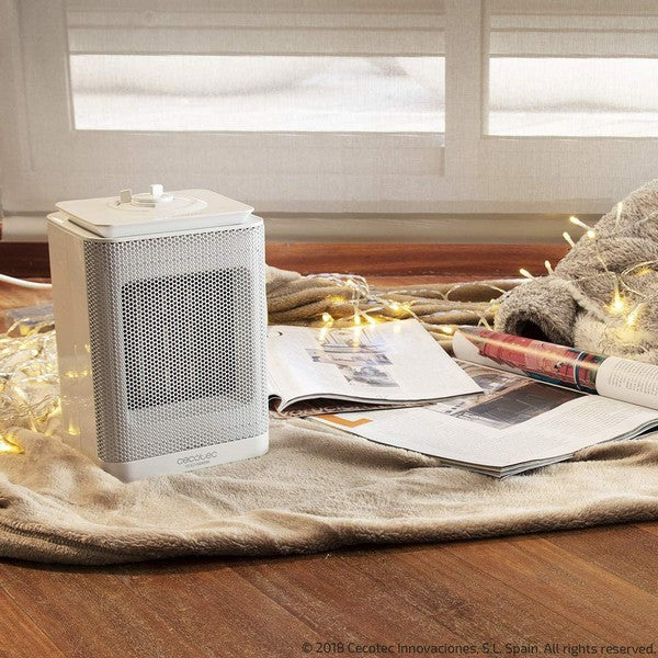 Portable Ceramic Heater Cecotec Ready Warm 6150 1500W White (Refurbished C)
