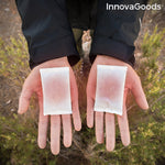 Hand-warming Patches Heatic Hand InnovaGoods (Pack of 10)