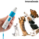Rechargeable Pet Nail File Pawy InnovaGoods