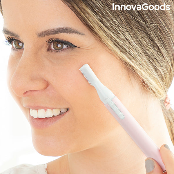 2-in-1 Exfoliating Facial Shaver Faderm InnovaGoods