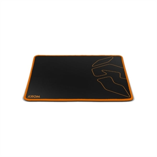 Gaming Mouse Mat Krom Knout Speed Black Black