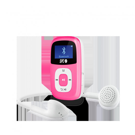 MP3 Player SPC 8668P 8 GB Bluetooth FM Pink