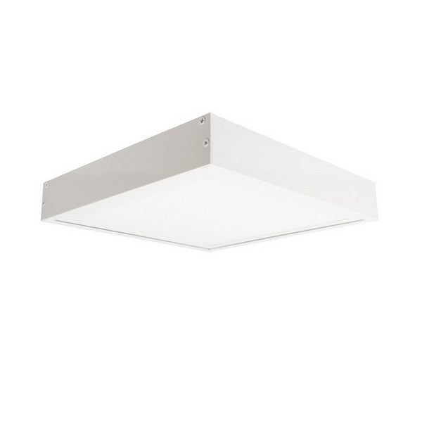 Recessed Frame for LED Panels Ledkia White