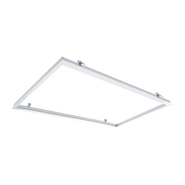 LED Panel Recessed Frame Ledkia White (120 x 60 cm)