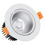 LED Downlight Ledkia A+ 12 W 960 Lm (3000K Warm White)