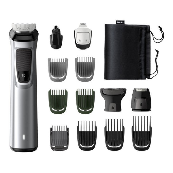 Beard Trimmer Philips MG7720/15 14-in-1 Black Silver (Refurbished D)