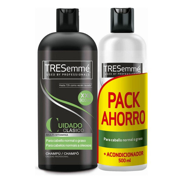 Shampoo and Conditioner Tresemme (2 pcs) (500 ml) (Refurbished B)