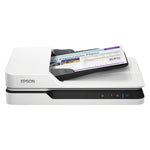 Scanner Epson WorkForce DS-1630 LED 300 dpi LAN White