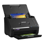 Dual Face Scanner Epson FF680W 300 dpi 45 ppm WIFI Black