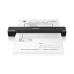 Portable Scanner Epson WorkForce ES-50 600 dpi USB 2.0 Black