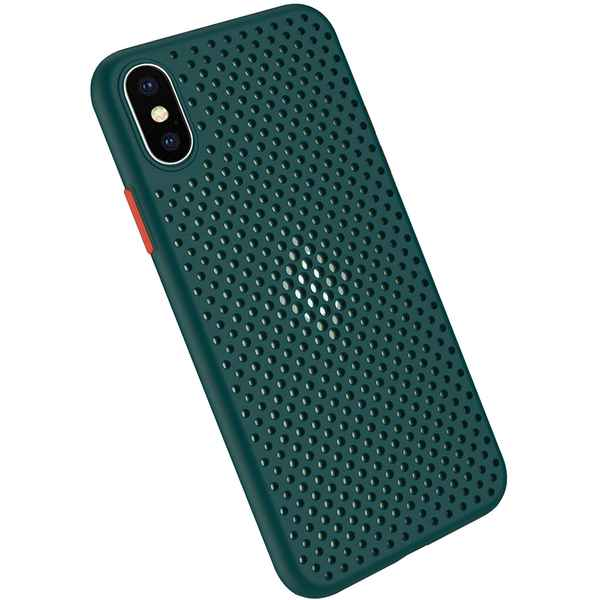 Mobile cover iPhone X Silicone (Refurbished A+)